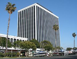 ISI offices at 4676 Admiralty Way, Marina del Rey, CA